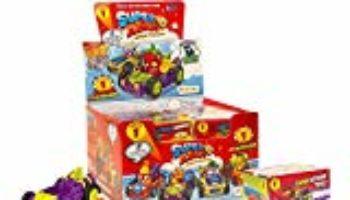 Superzings – Rivals of Kaboom Caja de figuras (Magic Box Int Toys SZ1P0302) [CHOLLO]