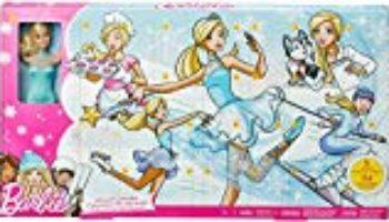 Barbie – Calendario de Adviento (Mattel FGD01) [OFERTA FINALIZADA]