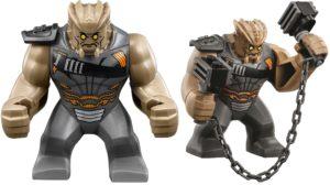 Cull Obsidian: la figura LEGO más grande del equipo de supervillanos de Thanos (la Orden Negra)