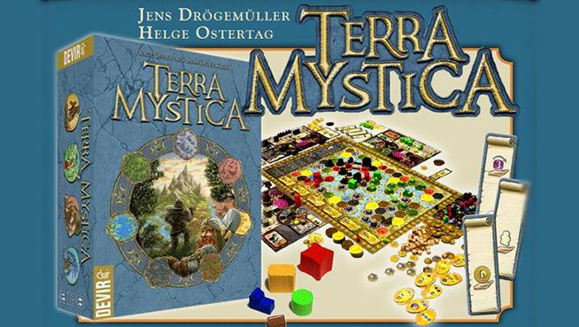 Terra Mystica Juego de Mesa Oferta