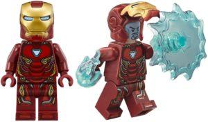 Iron Man MK50 minifigura de Lego