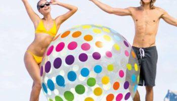 ⚽️ Pelota hinchable gigante de playa y piscina