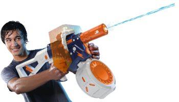 ? Las mejores pistola de agua ?