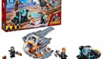 LEGO Super Heroes – Aventura tras el arma de Thor (76102) [OFERTAS]