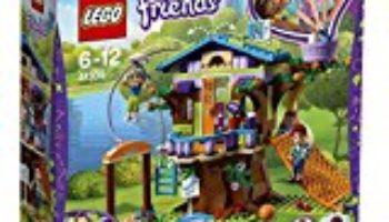 LEGO Friends – Lego Casa en el árbol de Mia, (41335) [OFERTAS]