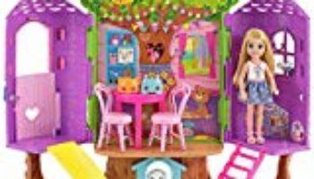 Barbie – Casita del Árbol de chelsea (Mattel FPF83) [OFERTA FINALIZADA]