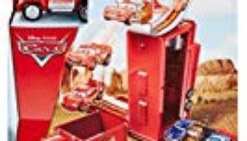 Cars 3 – Mack supercamión 1-2-3(Mattel DVF39) [OFERTA FINALIZADA]