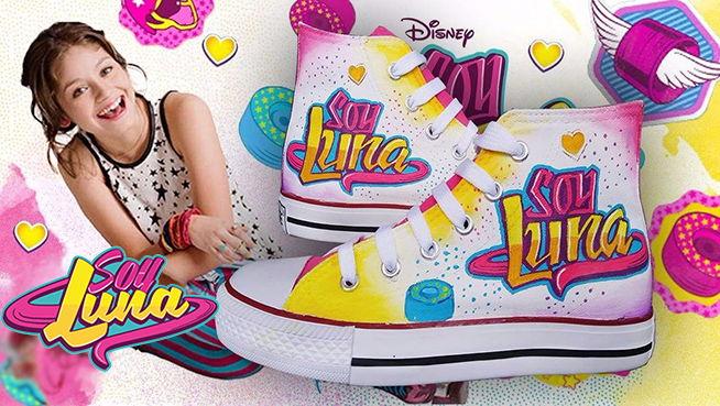 zapatillas de soy luna
