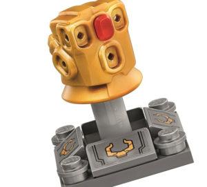 El Guantalete del Infinito de Thanos - Lego Avengers Infinity Wars