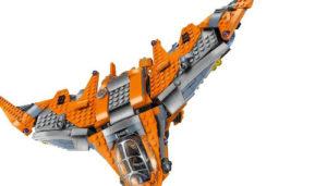 El Benatar: la nueva nave de los guardianes de la Galaxia