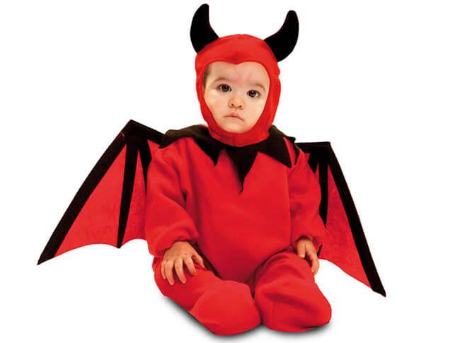 disfraz halloween bebe