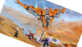 Thanos: Batalla definitiva (76107) – Lego Avengers Infinity War