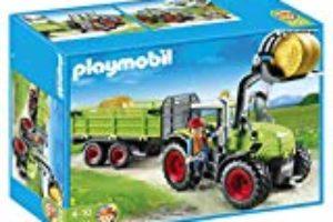 Playmobil Granja -Tractor con tráiler (5121) [OFERTAS]