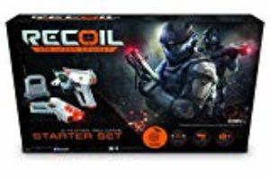 Recoil – Pack Starter, Juego de Pistolas Laser por GPS (90515) [OFERTA FINALIZADA]