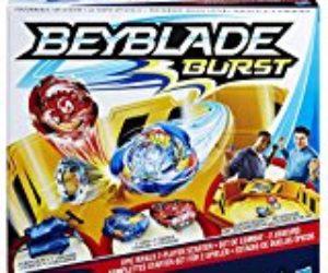 Beyblade – Set básico duelos épicos (Hasbro B9498EU6) [OFERTAS]