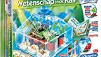Clementoni 66729 Juguete y Kit de Ciencia para Niños – Juguetes y Kits de Ciencia para Niños (Botany, Invernadero, 8 Año(s), Niño/Niña, Italia, 311 mm) [OFERTAS]