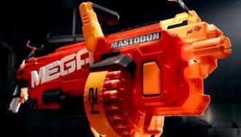 Lanzador Mega Mastodon