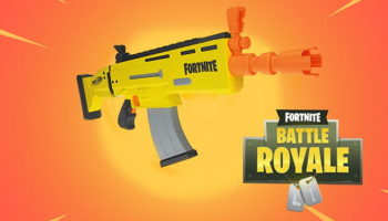 ⛏ Pistolas NERF de Fortnite | Review 2019