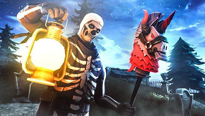 disfraces de fortnite para halloween