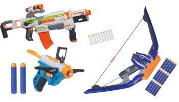 🔫 Las mejores armas Nerf