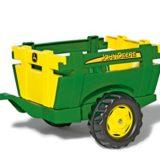 rolly toys 122103 John Deere – Remolque miniatura para tractor [importado de Alemania] [OFERTAS]