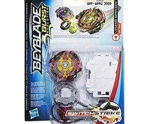 Beyblade Juguete SST Pack Starter–spryzen S3, E1031 [OFERTAS]