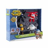 Auldey–Super Wing-Team Pack 12cm–eu730204 [OFERTAS]
