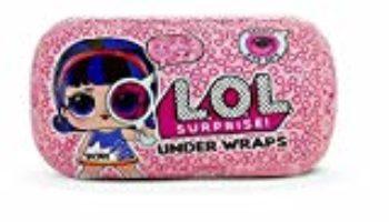 L.O.L. Surprise!! – 552048E7C. Muñeca Under Wrap. Serie Eye Spy. [OFERTA FINALIZADA]
