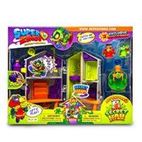 Superzings Laboratorio Secreto Playset Adventure 1, (Magic Box PSZSP114IN00) [OFERTAS]