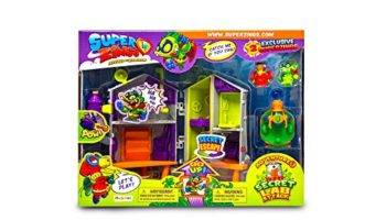 Superzings Laboratorio Secreto Playset Adventure 1, (Magic Box PSZSP114IN00) [CHOLLO]