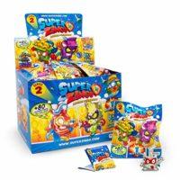 Súperzings – Onepack Serie 2 Caja con 50 Figuras, (Magic Box INT. Toys PSZ2D850IN00) [OFERTAS]