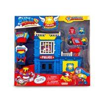 Superzings Estación De Policía, (Magic Box PSZSP112IN00) [OFERTAS]