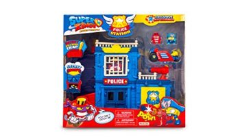 Superzings Estación De Policía, (Magic Box PSZSP112IN00) [CHOLLO]