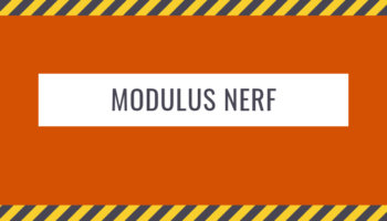 Modulus NERF