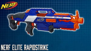 Nerf Elite Rapid Strike
