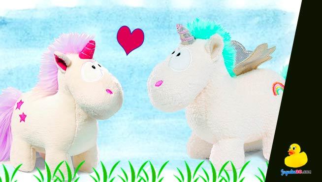 peluches unicornio todos los modelos
