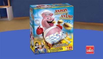🐷 Antón Zampón | El Cerdo Comilón al que le Explota el Pantalón