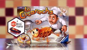 Juego de Mesa La Cucaracha Oferta