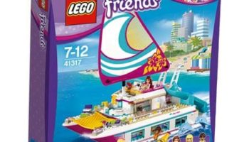 Lego Friends: Catamarán Tropical
