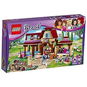 Lego Friends Club De Equitacion De Hearlake