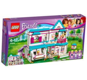 Lego Friends La Casa De Stephanie