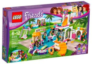 Lego Friends Piscina De Verano De Heartlake