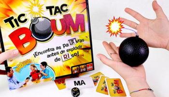 Tic Tac Boum | ¡Encuentra la Palabra!