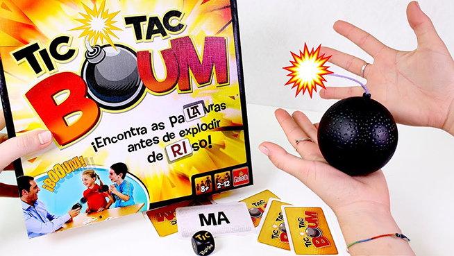 Tic Tac Boum Oferta