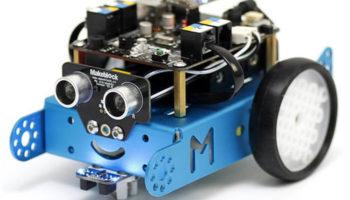 Makeblock mBot – El robot educativo de código abierto Arduino