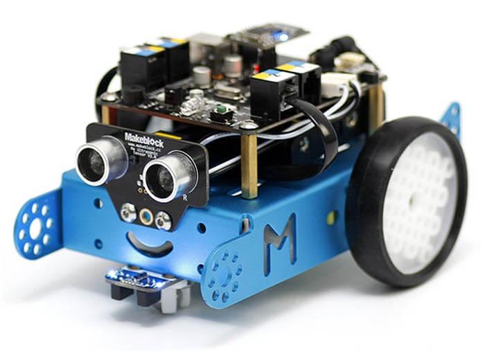 Makeblock mBot - El robot educativo Arduino Review 2020