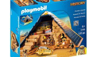 Playmobil – Pirámide del Faraón