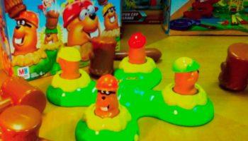 Whac A Mole | Juego de Martillo para Bebés