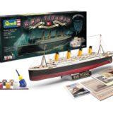 Revell Maqueta 100 años Titanic, Kit Modello, Escala 1:400 (05715) [OFERTAS]
