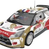 Educa Borrás Scalextric – Citroën DS3 WRC Abu Dhabi, coche slot A10158S300 [OFERTAS]
